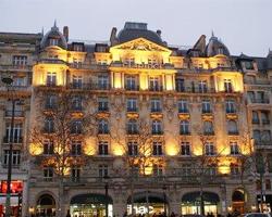 FBI - France Bâtiment Electricité - Hôtel Claridge Champs Elysées